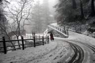 Himachal hills experience more snow
