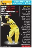 IPL: No Yo-Yo test for Chennai Super Kings players