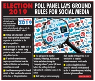 Social media do's and don'ts for candidates, parties