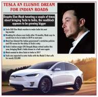 Can Musk still drive Tesla in India?
