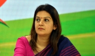 Priyanka Chaturvedi quits Congress, to join Shiv Sena (Lead)
