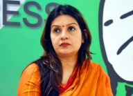 Congress spokesperson Priyanka quits party