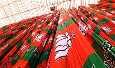 BJP pulls out all stops for UP Panchayat polls