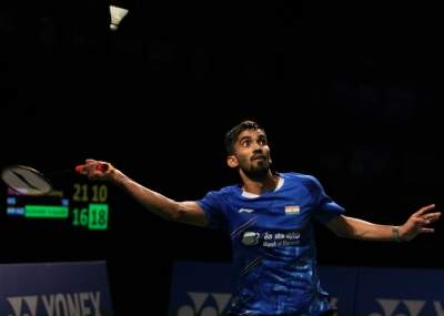Swiss Open: Srikanth through to 2nd round on Day 2