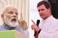 PM's approval slides but Rahul's not picking up: CVOTER-IANS Tracker