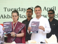 Congress manifesto gives one signal, fighting Left another (Comment)