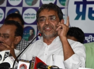 Former Union minister Kushwaha tells supporters to pick up arms to protect EVMs