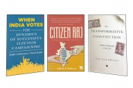Three books to read this election season (IANS Books This Weekend)