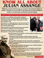 Assange held, charged with conspiracy in US (3rd Lead)