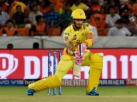 SRH bowlers restrict CSK to 132 for five