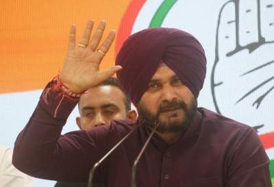 Sidhu likely to ditch Congress for AAP ahead of 2022 Punjab ...