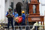 Prayer services, memorials mark one month of SL bombings