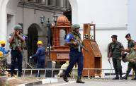 Close aide of Easter bombers arrested: SL police