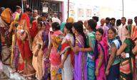 62% voter turnout registered in Jhabua bypolls in MP