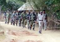CRPF troops moved to Northeast from Kashmir