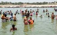 Now a new 'sangam' of Yamuna and Ganga in Agra