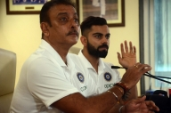Dhoni to play massive role at WC: Shastri (Lead)