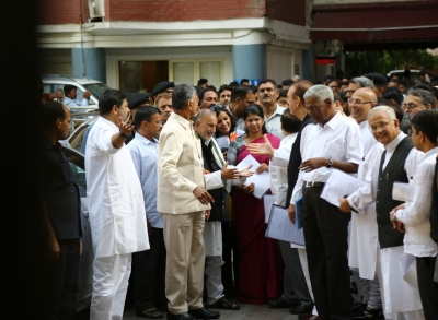 EC meeting Wednesday on opposition's concern on EVMs: Congre...