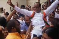 BJP's rise sounds alarm for TRS in Telangana