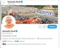 Twitter users remove 'Chowkidar,' to follow the spirit