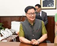Will appeal against WADA suspending NDTL: Rijiju