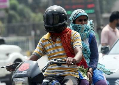Heatwave kills 45 in Bihar in 24 hours