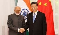 Modi-Xi summit will take bilateral ties to new heights: Chinese envoy (Lead)