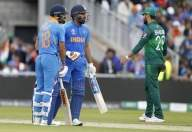 Rohit, Kohli steal show as India post 336/5 against Pakistan