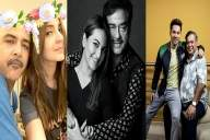 B-Town celebs with their 'heroes' on Father's Day