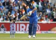 Ind-Pak clash: Rohit rises to challenge, hits 34-ball 50