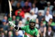 Shakib first Bangladesh cricketer to score 1000 runs in World Cup
