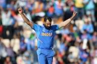 Shami thanks Dhoni, Bumrah after hat-trick show (Lead)