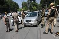 CISF takes over Srinagar airport security (Lead)
