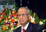 Infosys' Murthy fetes son in-law becoming British minister