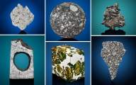 After art, meteorites on auction