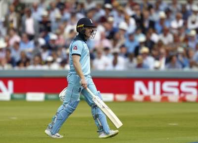 Not fair to win the World Cup like that: Morgan