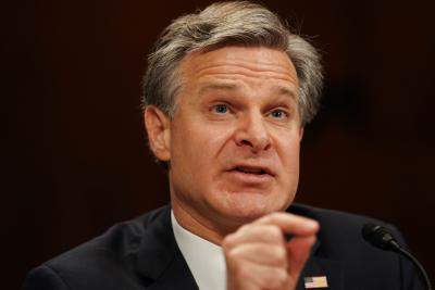 FBI Director warns Taliban takeover could inspire extremists in US