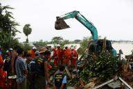 Myanmar jade mine landslide kills 113 (2nd Ld)