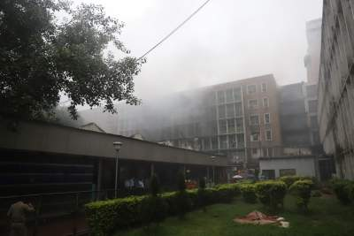 AIIMS starts internal enquiry into fire disaster