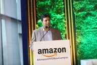 Amazon's biggest global campus launched in Hyderabad (Lead)