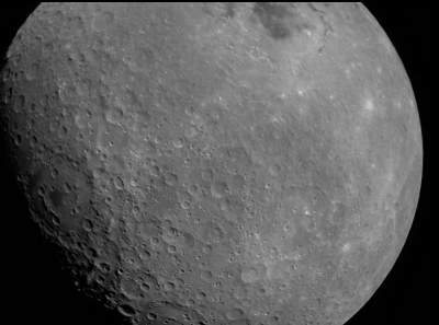ISRO releases Moon picture showing Mare Orientale basin