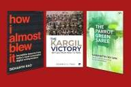 Surviving as a digital entrepreneur, Kargil battles retold, of a remembered homeland (IANS Books This Weekend)
