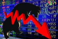 Sensex falls 248 points, Yes Bank ends 10% lower (Lead)