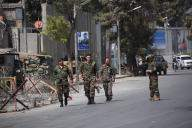 9 Afghan police personnel killed in insider attack