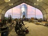 3rd SpaceX prototype spacecraft blows up during pressure test