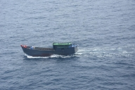 Massive drug haul by Coast Guard from Myanmar ship
