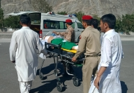 11 dead after van plunges into canal in Pak