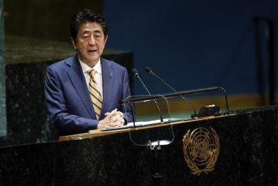 Japan's Abe lifts state of emergency (Ld)
