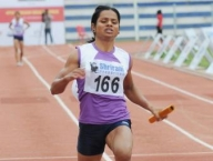 Dutee shatters her own 100m national record