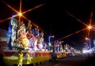 Blacked-out at Puja carnival, recall Emergency: Bengal Guv